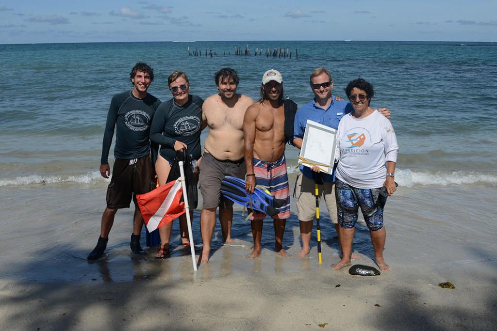 UCR Proyecto busca rescatar historia limonense mediante la arqueologia subacuatica7
