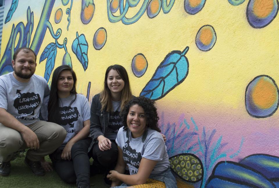 UCR Granadilla de Curridabat inaugura mural realizado por jovenes privados de libertad2