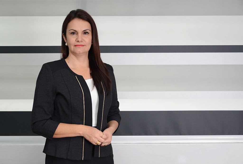 Marjorie Jiménez Castro, vicerrectora de Acción Social