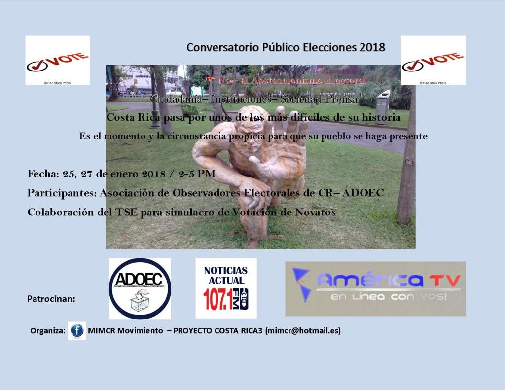 Proyecto Ciudadano No al Abstencionismo