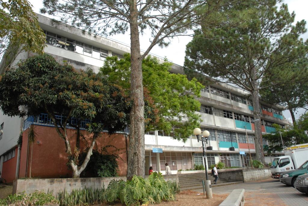 Edificio Física Matemática
