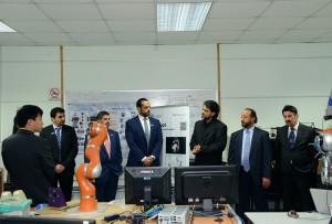UCR y Universidad Americana de Sharjah firman acuerdo