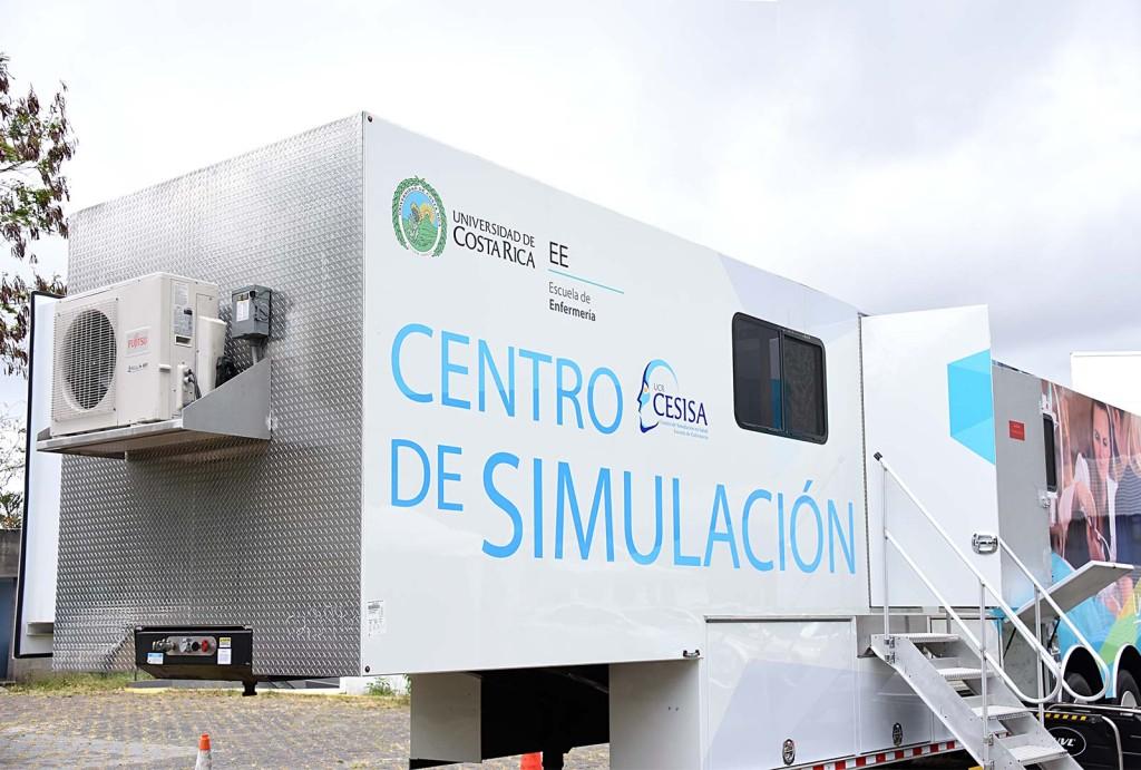 Centro de Simulacion Movil UCR3
