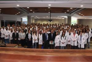 UCR 149 medicos inician su especializacion con la oportunidad de rotar en el extranjero