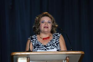 Juramentacion de Rectora Adjunta en la UNA3