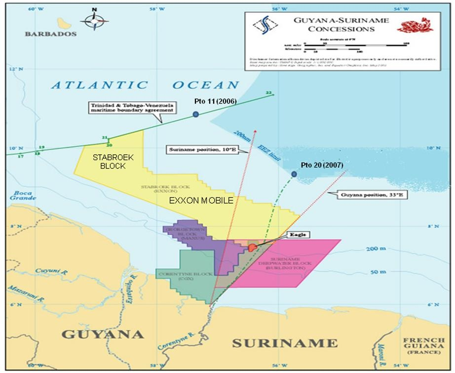 La demanda de Guyana contra Venezuela ante la Corte Internacional de Justicia2