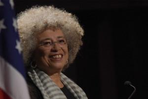 3/04/2018;Lección Inaugural UCR 2018: Dra. Angela Davis.Lugar:Teatro Popular Melico Salazar Costa Rica-Foto/Anel Kenjekeeva