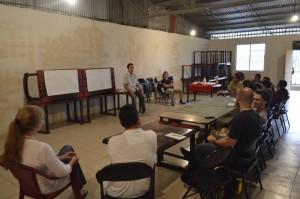 UCR Iniciativa estudiantil y comunidad de Los Cipreses reconstruyen la historia del barrio3