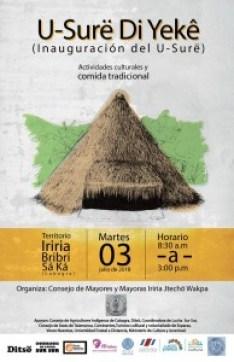 Cabagra invita a la inauguracion del U Sure