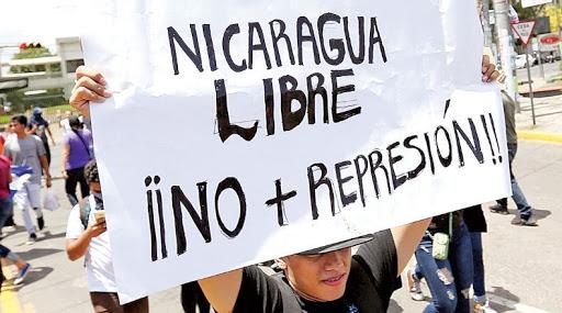 Situacion en Nicaragua el informe de la Comision Interamericana de Derechos Humanos