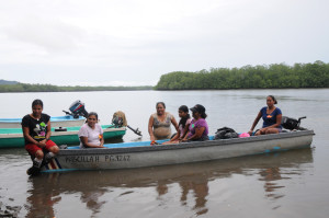 UCR Comunidades de Osa se aferran al Humedal Terraba Sierpe