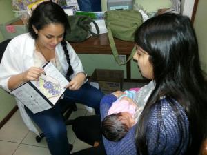 UCR Desaconsejar la leche materna es riesgoso e irresponsable