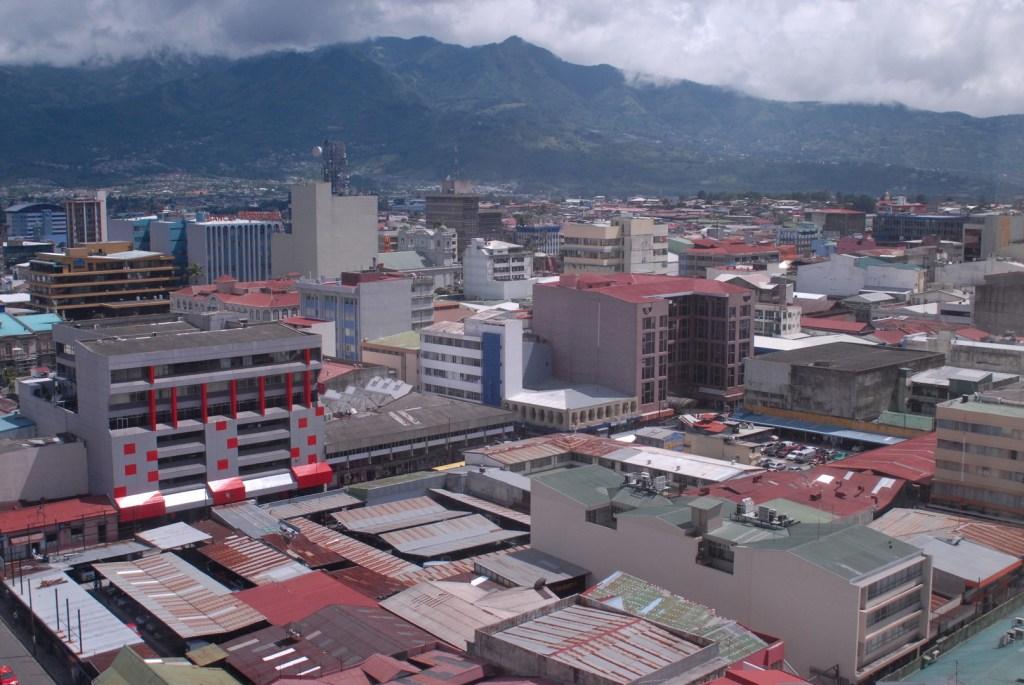 Vista Aerea de San José