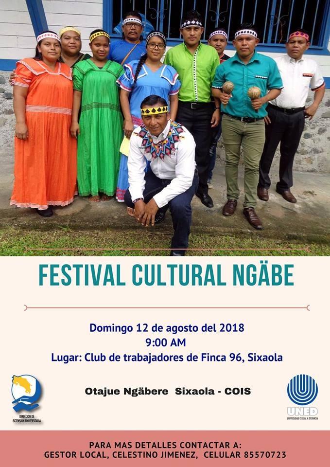 Festival Cultural Ngabe