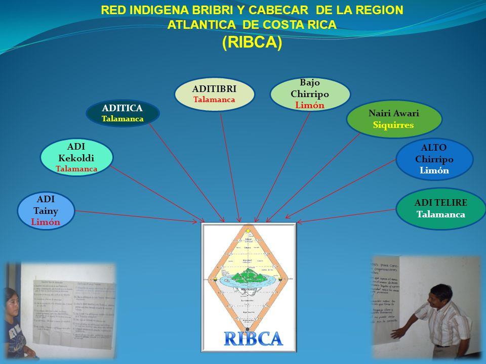 Red Indigena Bribri Cabecar RIBCA