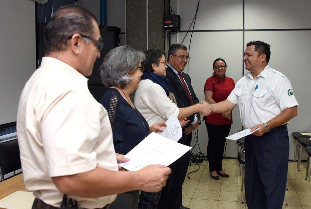 UCR capacito a sus oficiales para atender casos de violencia sexual2