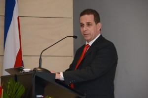 Acto de entrega del premio al investigador o investigadora 2016.