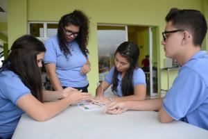 Proyecto Mujer en la Ingeniería en el Colegio Redentorista San Alfonso en Alajuela.