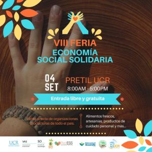 VIII Feria de Economia Social Solidaria