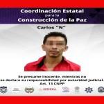Secuestró a técnico de empresa telefónica en Xochitepec