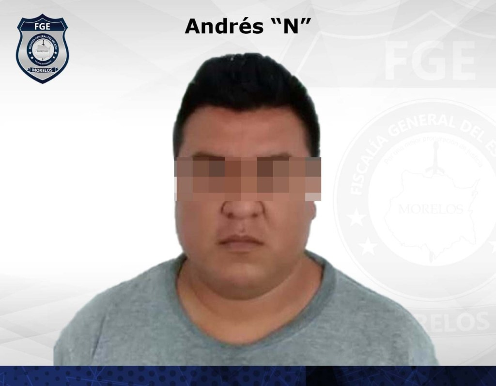 Andrés discutió con su novia, la golpeó y asfixió hasta la muerte; ella estaba embarazada