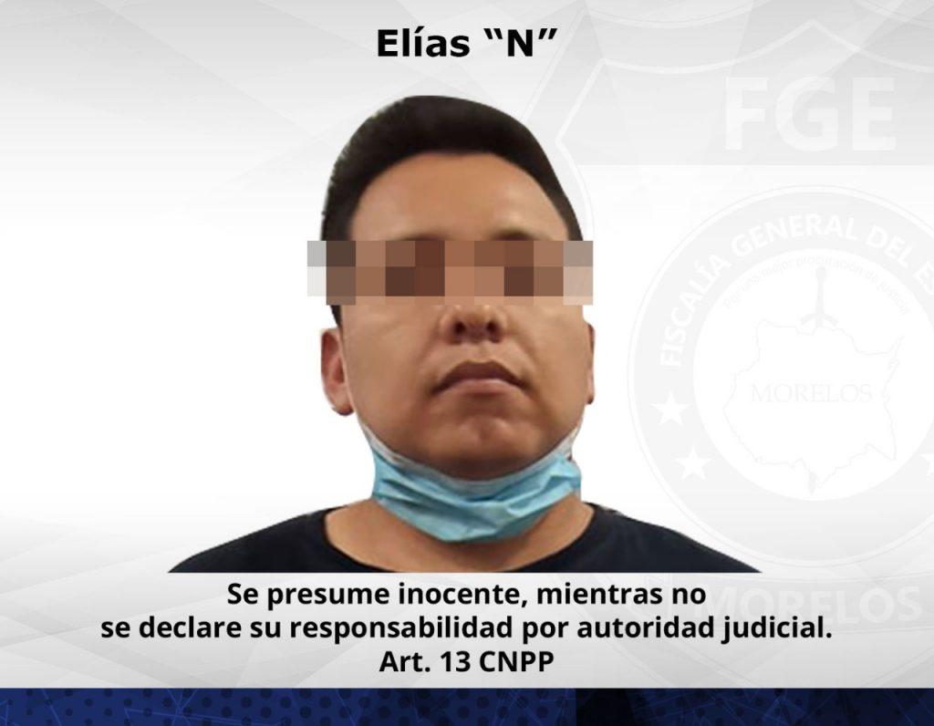 Policiaca: Sujeto es aprehendido por abuso sexual; obligó a menor a tocarle sus genitales