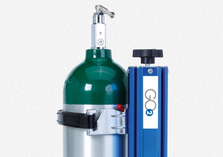 GO2 Oxygen Holder