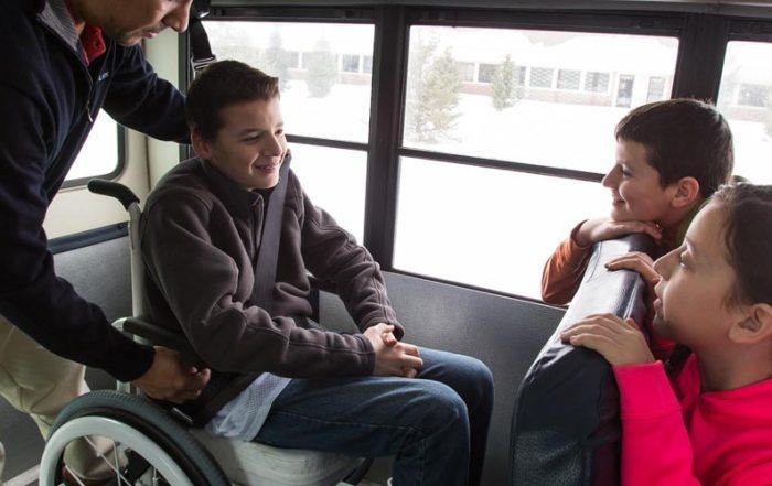 Titan800 ensures a safe rides for children