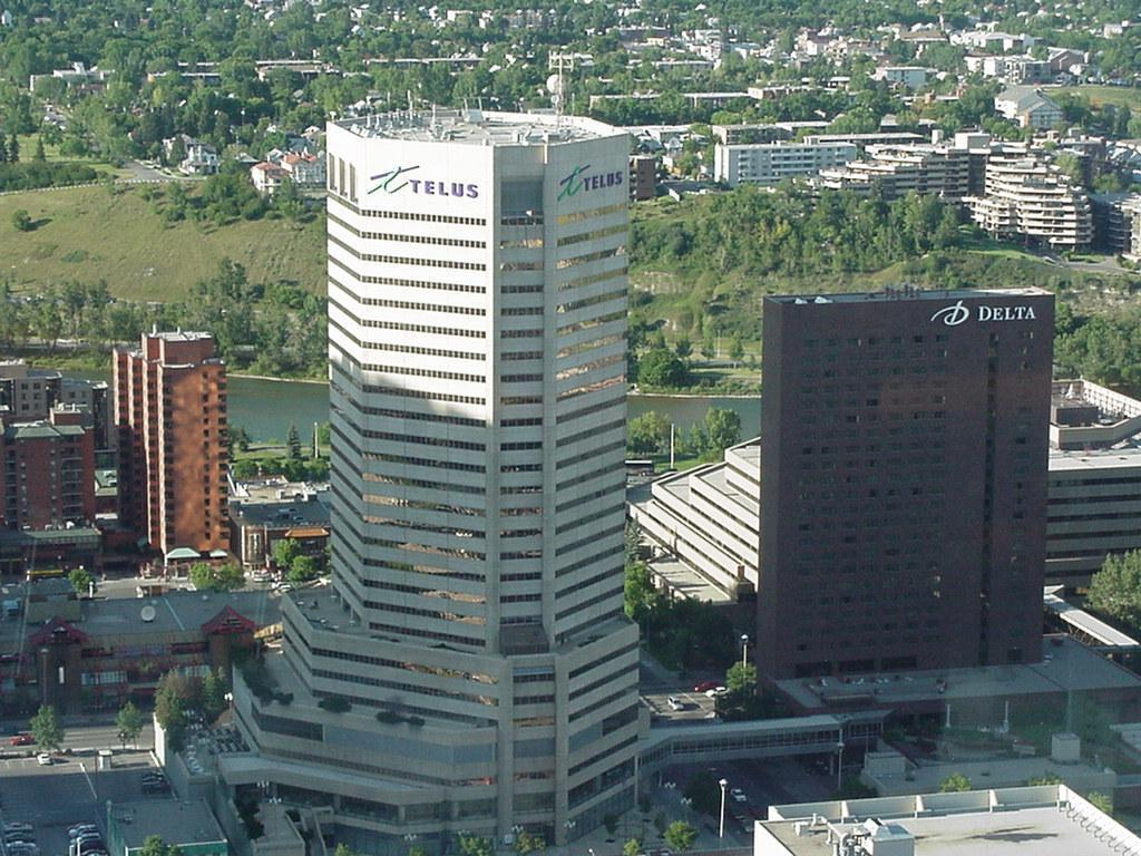 Calgary Tower |Sure-Seal Contracting Ltd