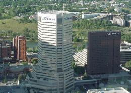 Calgary Tower  Sure-Seal Contracting Ltd