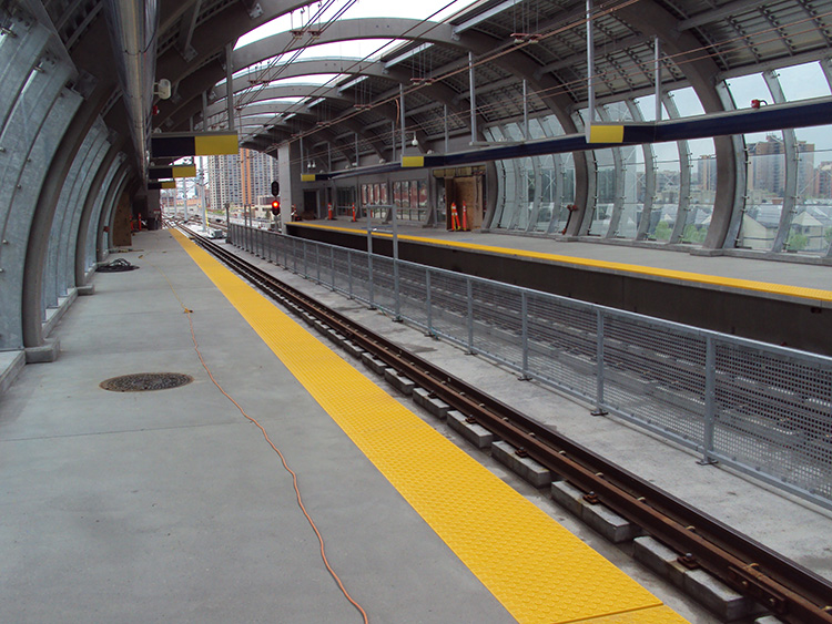 West LRT Property |Sure-Seal Project