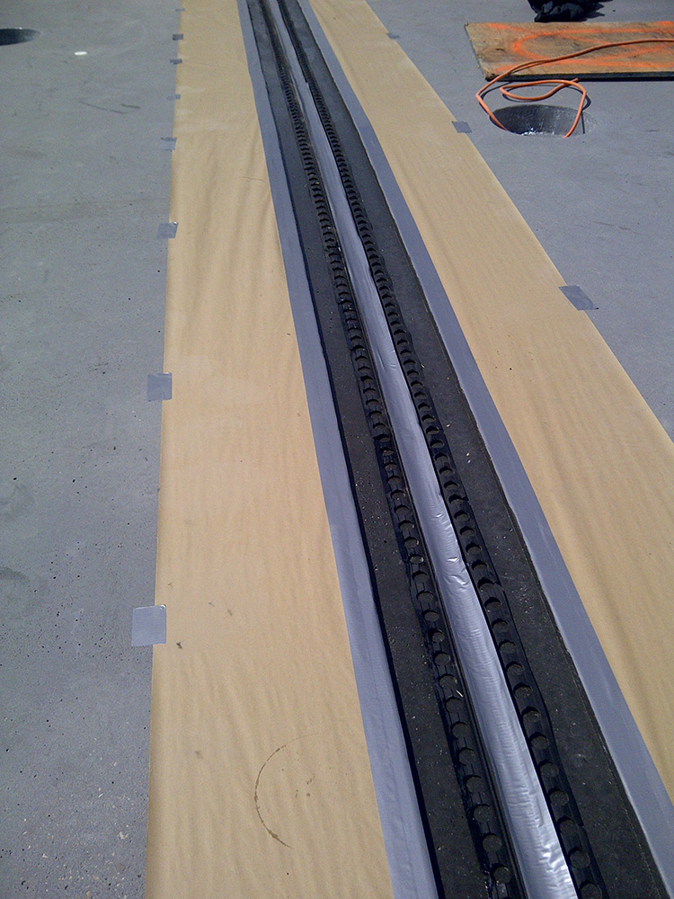expansion joints Sealant  Sure-Seal Calgary