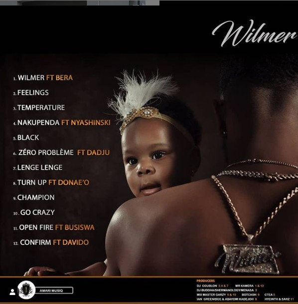 Patoranking Ft Busiswa – Open Fire