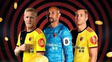 Watford FC teams up with Bitcoin