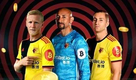 Watford FC teams up with Bitcoin!