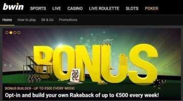 bwin Poker Bonus Review