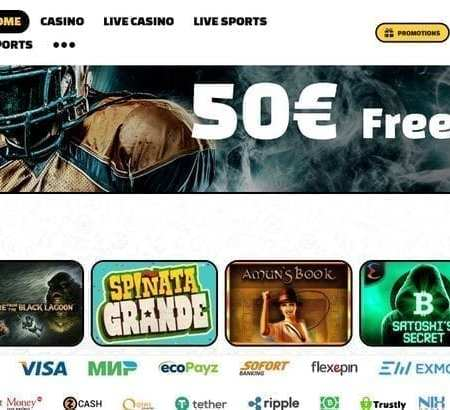 BetChaser Casino Review: € 500 in Bonuses + 300 Free Spins