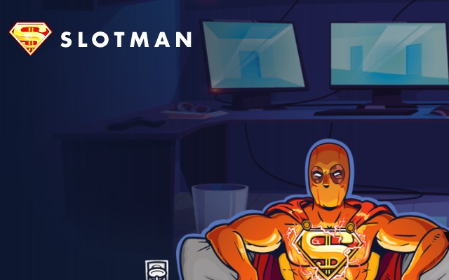 Slotman Casino Review – bonuses, programs, payments, support