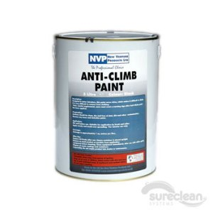 Anti-Climb Paint - 5L Tin