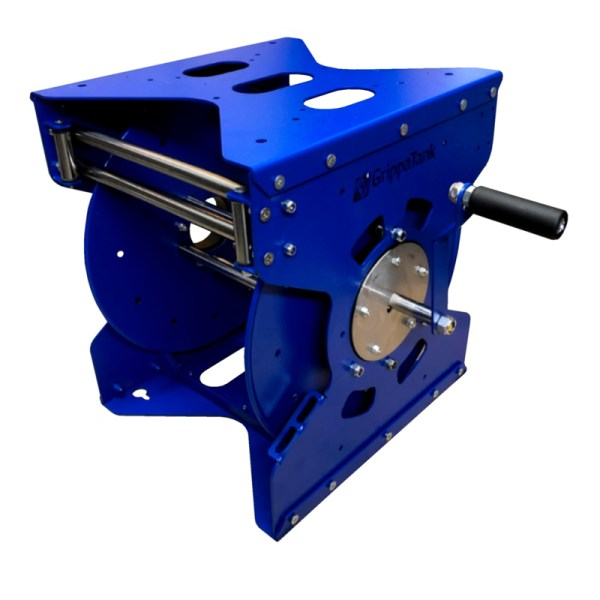 Stackable hose reel - Blue