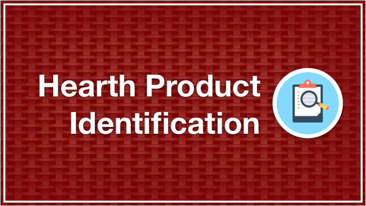 Hearth Product Identification