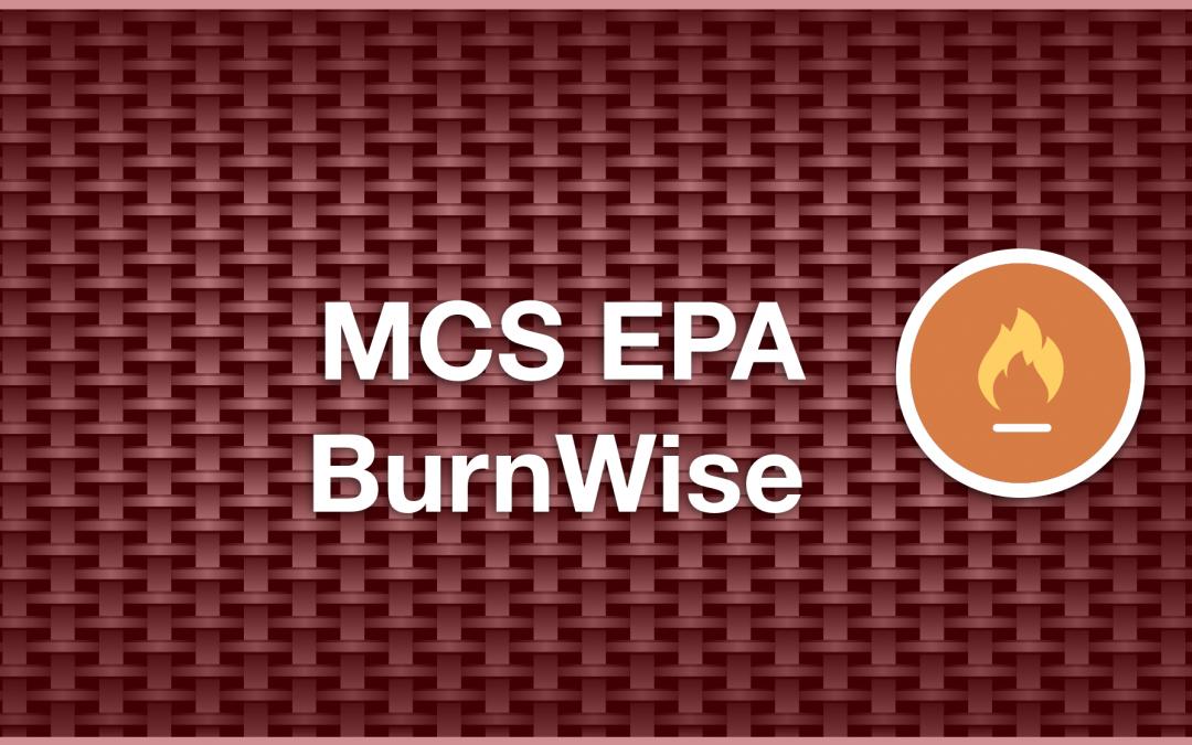 MCS EPA BurnWise