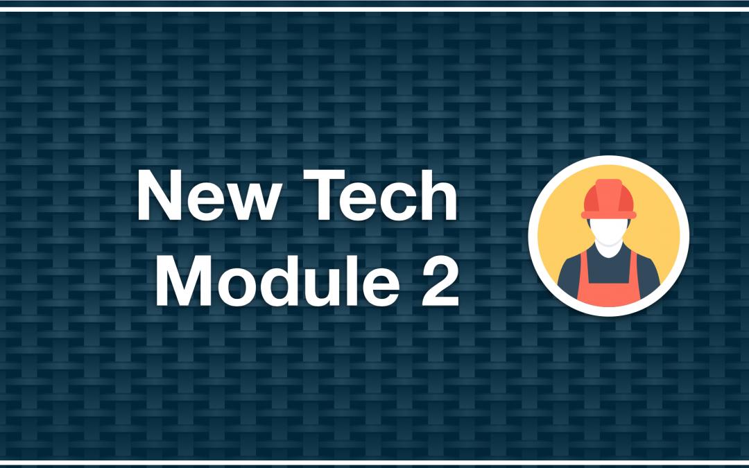 New Tech Module 2