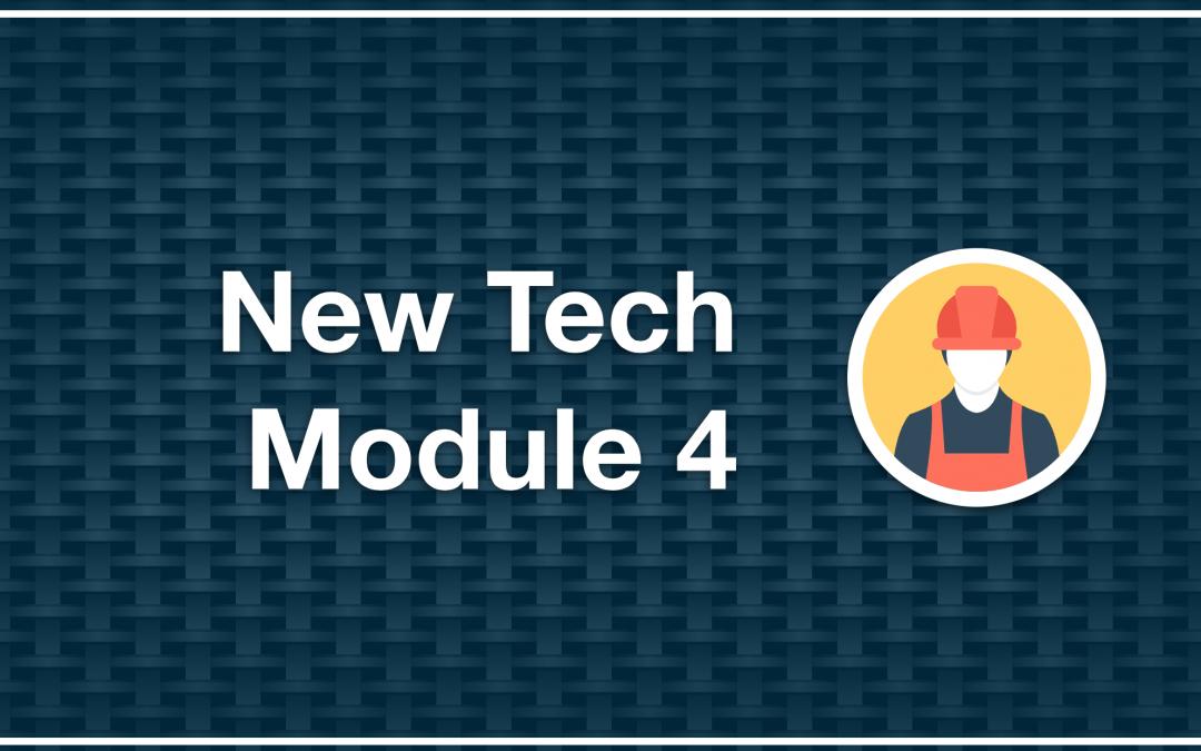New Tech Module 4