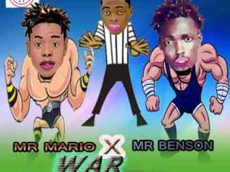 DJ Baddest – War Mixtape (Mr Mario vs Mr Benson)