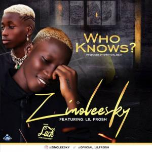 Zinoleesky – Who Knows Ft. Lil Frosh
