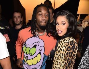 Cardi B and Offset celebrate Offset's birthday with Strippers