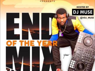 DJ Muse – NSG End Of The Year Party Mixtape (Vol. II)