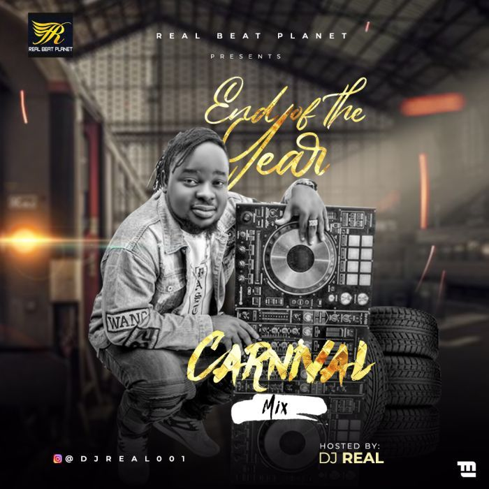 DJ Real – End Of The Year Mix