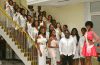 Governor Ben Ayade Hosts Miss Africa Calabar Contestants for Christmas Dinner